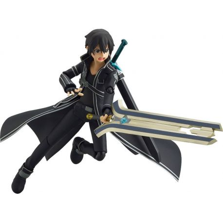 Sword Art Online The Movie Ordinal Scale figurine Figma Kirito O.S. Ver. Max Factory