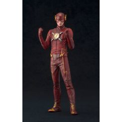 The Flash statuette ARTFX+ 1/10 The Flash Exclusive Kotobukiya