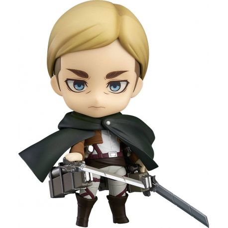 Attack on Titan Nendoroid figurine Erwin Smith Good Smile Company