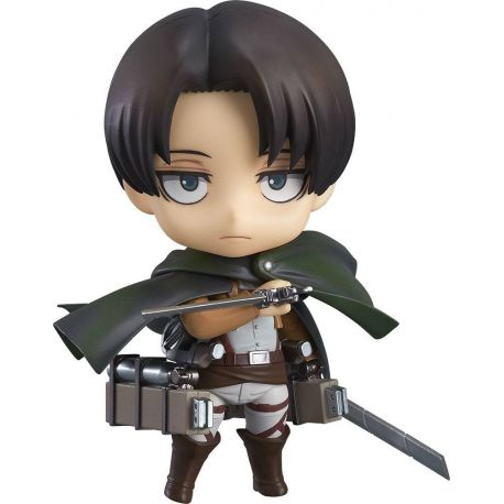 Attack on Titan Nendoroid figurine Levi Good Smile Company