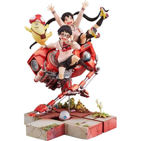 Dead Dead Demon's De De De De Destruction statuette De De De De Vignette Good Smile Company