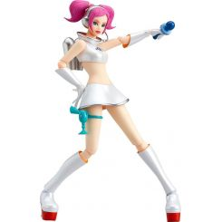 Space Channel 5 figurine Figma Ulala Cheery White Ver. Max Factory