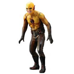 The Flash statuette ARTFX+ 1/10 Reverse Flash Kotobukiya