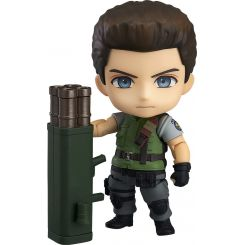 Resident Evil Nendoroid figurine Chris Redfield Good Smile Company