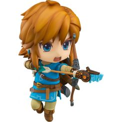 The Legend of Zelda Breath of the Wild figurine Nendoroid Link Good Smile Company