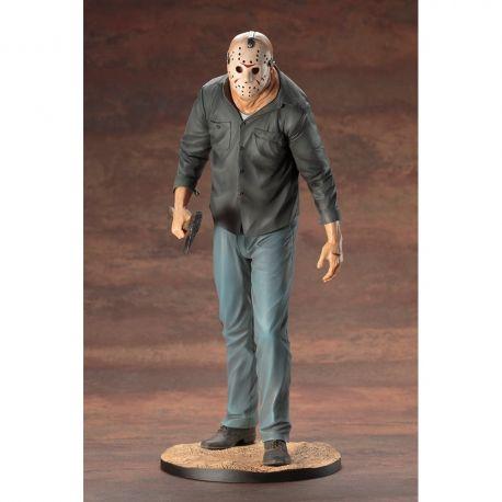 Meurtres en 3 dimensions statuette ARTFX 1/6 Jason Voorhees Kotobukiya