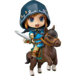 The Legend of Zelda Breath of the Wild figurine Nendoroid Link Deluxe Edition Good Smile Company