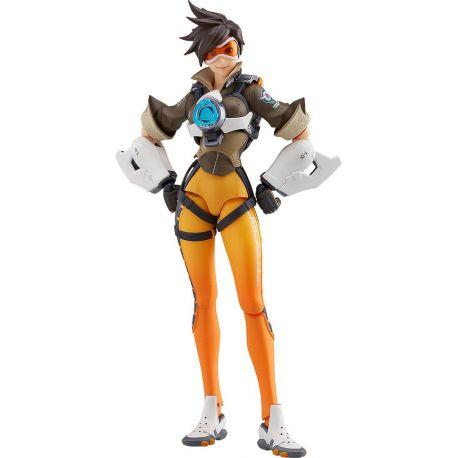 Overwatch figurine Figma Tracer Good Smile Company