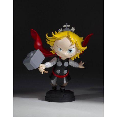 Marvel Comics mini statuette Animated Series Thor Gentle Giant