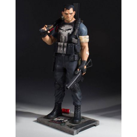 The Punisher statuette Collectors Gallery 1/8 Punisher Gentle Giant