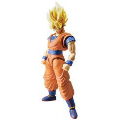 Dragonball Z figurine Plastic Model Kit Figure-rise Standard Super Saiyan Son Goku Bandai