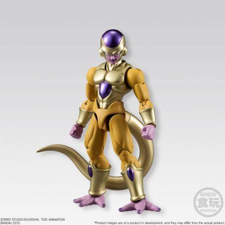 Dragonball Z figurine Shodo Golden Freeza Bandai