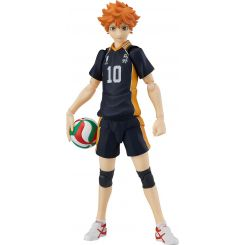 Haikyu!! figurine Figma Shoyo Hinata Orange Rouge