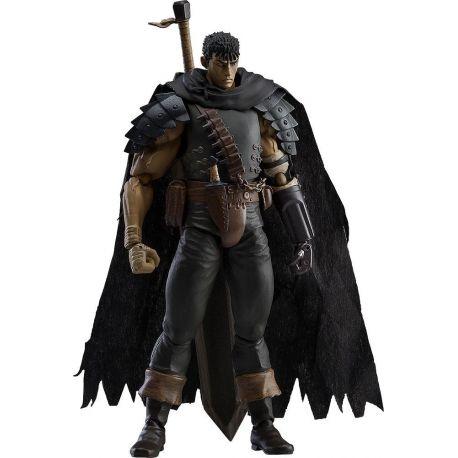 Berserk figurine Figma Guts Black Swordsman Ver. Repaint Edition Max Factory