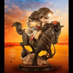 Wonder Woman Movie figurine Q-Fig MAX Wonder Woman Quantum Mechanix