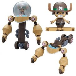 One Piece Chopper Robo Super Series figurine Plastic Model Kit Heavy Armor Bandai