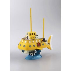 One Piece Grand Ship Collection figurine Plastic Model Kit Trafalgar Law's Submarine Bandai
