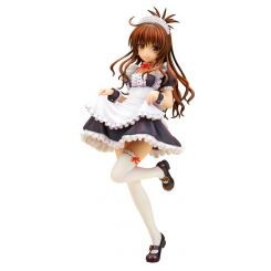To Love-Ru Darkness statuette 1/7 Mikan Yuuki Maid Style Ques Q