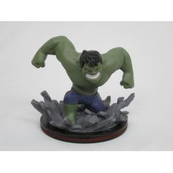 Marvel Comics figurine Q-Fig Hulk Quantum Mechanix