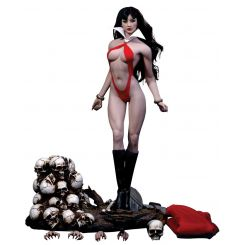 Women of Dynamite statuette Vampirella by J. Scott Campbell Asian Version Dynamite Entertainment
