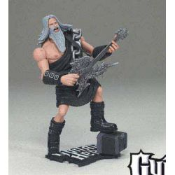Guitar Hero série 1 God of Rock figurines 18 cm