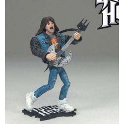 Guitar Hero série 1 Axel Steel figurine 18 cm