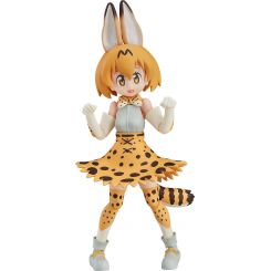 Kemono Friends figurine Figma Serval Max Factory