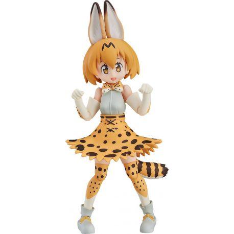 Kemono Friends figurine Figma Serval Max Factory