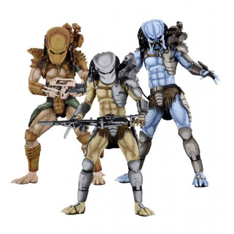 Alien vs Predator assortiment figurines 20 cm Arcade Appearance Neca