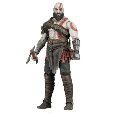 God of War (2018) figurine Kratos NECA