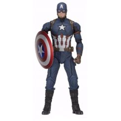 Captain America Civil War figurine 1/4 Captain America NECA