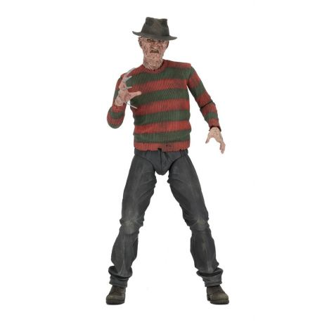 La Revanche de Freddy figurine Ultimate Part 2 Freddy NECA