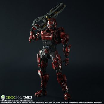 Halo 4 Play Arts Kai Vol. 2 figurine Spartan Soldier 23cm