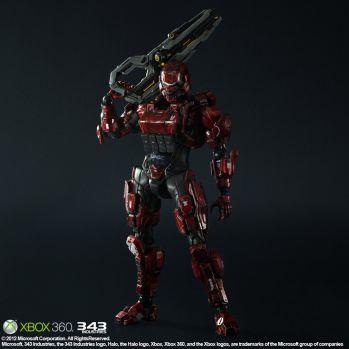 Halo 4 Play Arts Kai Vol. 2 figurine Spartan Soldier 23cm
