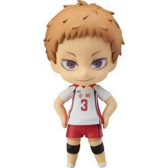 Haikyu!! figurine Nendoroid Morisuke Yaku Orange Rouge