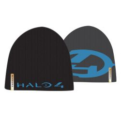 Halo 4 bonnet réversible Logo