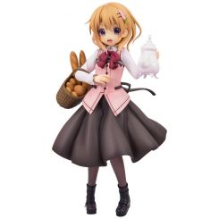 Is the Order a Rabbit statuette 1/7 Cocoa (Cafe Style) Plum