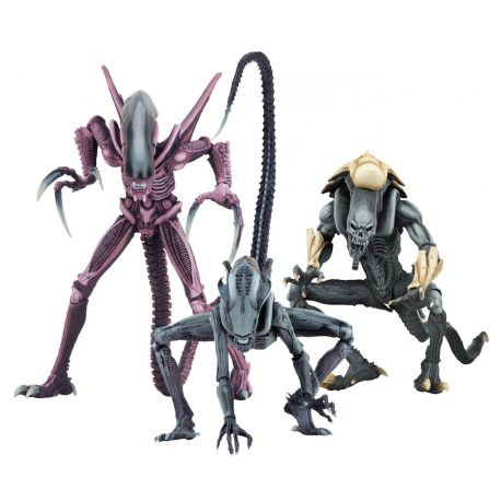 Alien vs Predator assortiment figurines Alien Arcade Appearance Neca