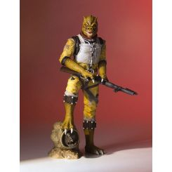 Star Wars statuette Collectors Gallery 1/8 Bossk Gentle Giant