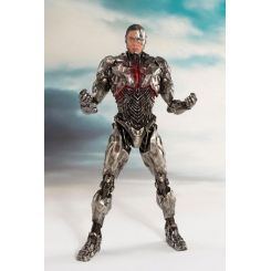 Justice League Movie statuette ARTFX+ 1/10 Cyborg Kotobukiya