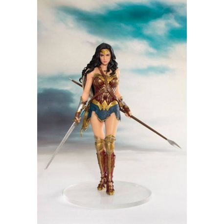 Justice League Movie statuette ARTFX+ 1/10 Wonder Woman Kotobukiya