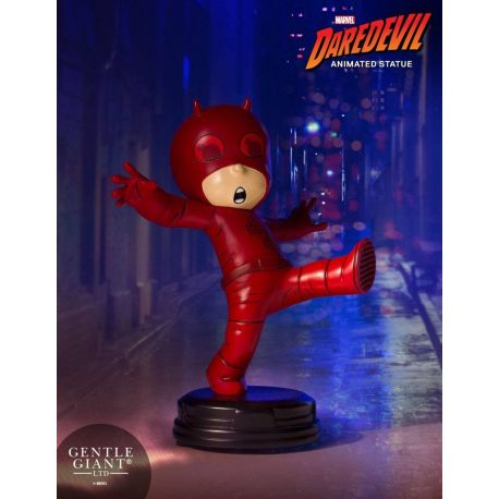 Marvel Comics mini statuette Animated Series Daredevil Gentle Giant
