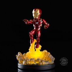 Marvel Comics figurine Q-Fig FX Iron Man Quantum Mechanix