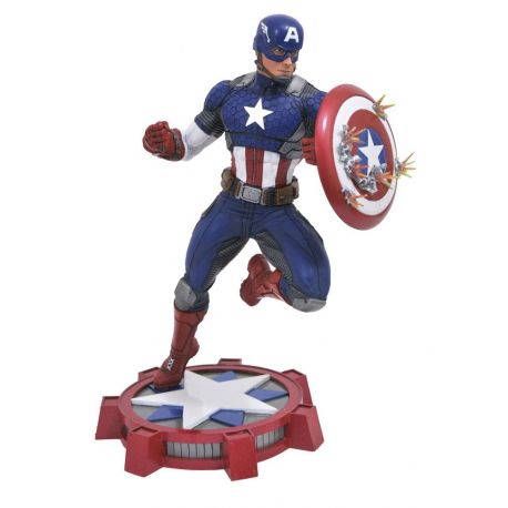Marvel NOW! Marvel Gallery statuette Captain America Diamond Select
