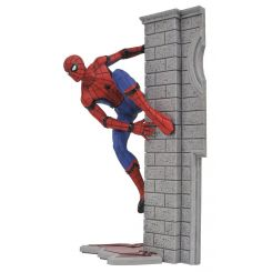 Spider-Man Homecoming Marvel Gallery statuette Spider-Man Diamond Select