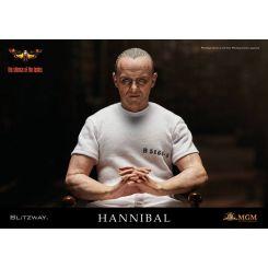 Le Silence des agneaux figurine 1/6 Hannibal Lecter White Prison Uniform Ver. Blitzway