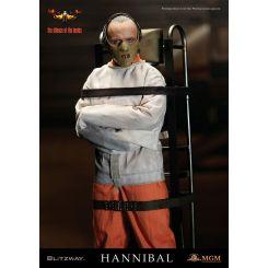 Le Silence des agneaux figurine 1/6 Hannibal Lecter Straitjacket Ver. Blitzway