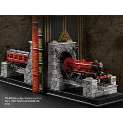 Harry Potter serre livres Hogwarts Express 19cm