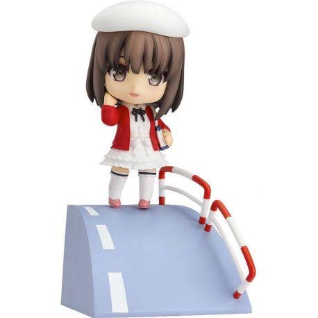 Saekano How to Raise a Boring Girlfriend figurine Nendoroid Megumi Kato Heroine Outfit Ver. Kadokawa