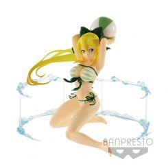 Sword Art Online Code Register figurine EXQ Aqua Sylphide Leafa Banpresto